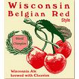 Logo of New Glarus Wisconsin Belgian Red