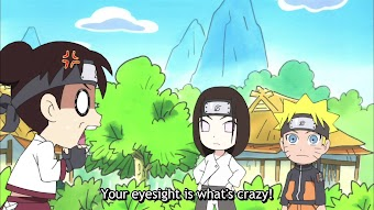 I Want to Be Friends With Gaara! / the Rock Lee Impostor Strikes