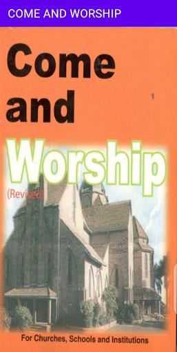 Come and Worship screenshot 1