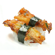 Tempura Vegetable Nigiri