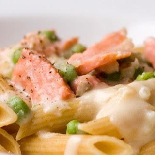 Smoked Salmon Pasta Mushroom Recipes.