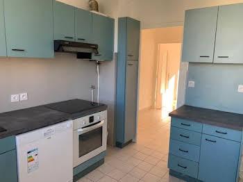 Appartement 3 pièces 54,75 m2