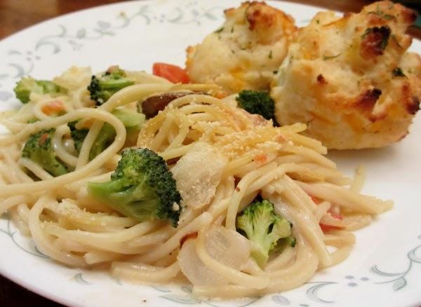 Veggie Tetrazzini Recipe