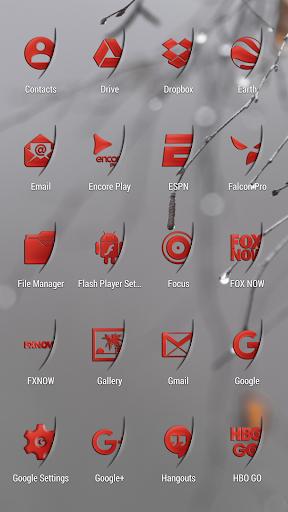 免費下載個人化APP Tucked R - Icon Pack app開箱文 APP開箱王