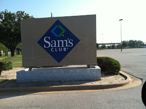 """Photo: Heading into Sam's Club to look for Band-Aids with Quiltvent in Bulk! DISCLAIMER: """"I am a member of the Collective Bias™ Social Fabric® Community. I have been compensated as part of a social shopper insights study for Collective Bias™ and BAND-AID® Brand #CBias #SocialFabric"""" All writings and opinions are mine.  Please see my Disclosure Statement for more information"""
