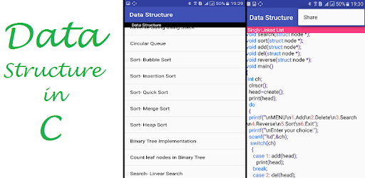 Data Structure - Apps on Google Play