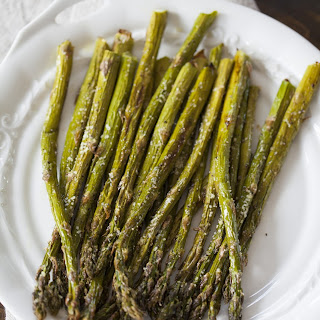 How to Cook Asparagus in the Oven Recipe