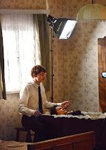 Photo: WIEN/ Burgtheater / Kasino: WUNSCHLOSES UNGLÜCK nach Texten von Peter Handke. Premiere 9.2.2014. Daniel Straesser, Dorothee Hartinger. Foto: Barbara Zeininger