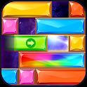 Jewel Sliding™ - Falling Puzzle, Slide Puzzle Game icon