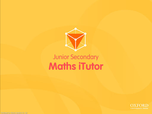 Junior Secondary Maths iTutor