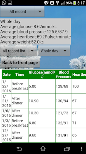 Health Record Checker PRO - náhled