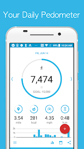Accupedo-Pro Pedometer - Step Counter 8.3.2.G (Paid)