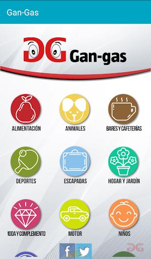 GAN-GAS Ofertas Locales