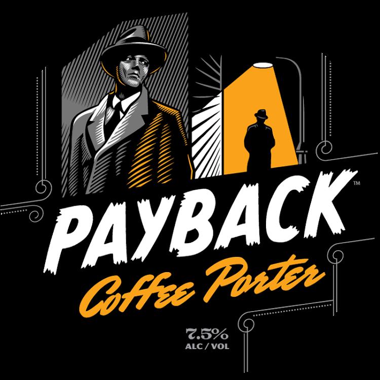 Logo of Speakeasy Payback Coffee Porter