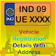vehicle registration details with Address Download on Windows