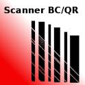 """Scanner Bar- QR Code 4"""" - 6"""" icon"""