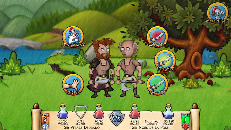 Swords and Sandals Medieval v1.0.2 (Unlocked)
