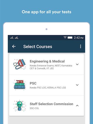 Entri: Kerala PSC, TNPSC, RRB Exam Preparation App - Apps on Google Play