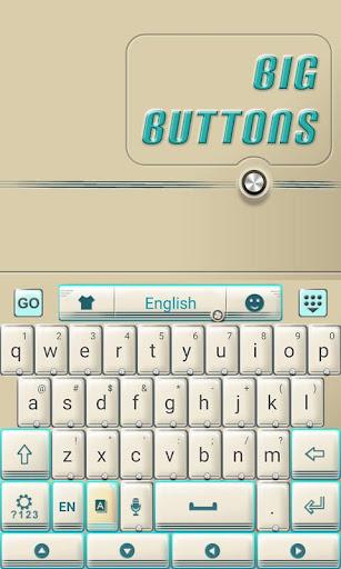 大按鈕鍵盤