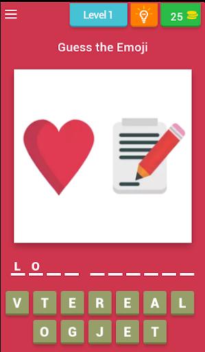 Chain of Emoji Quiz