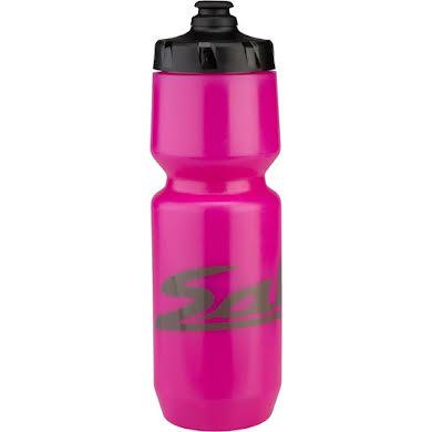 Salsa Purist Water Bottle: 26oz, Hot Pink