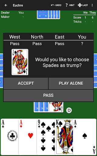 Euchre by NeuralPlay screenshots 17