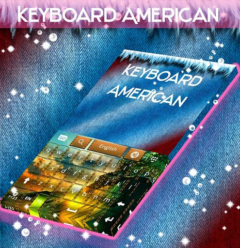 美式键盘颜色
