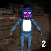 One night of jumpscare animatronic 2