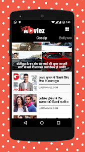 JustMoviez -Buzz, Video & News screenshot 0