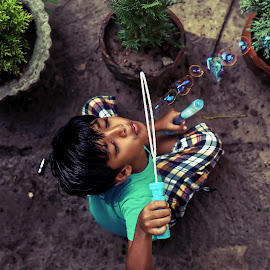 by Saif Ambalappuzha - Babies & Children Children Candids