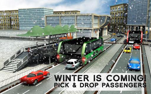 Transit Elevated Bus Driver 3D 1.8 screenshots 8