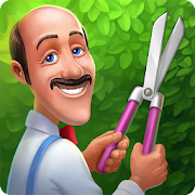 Download Game Gardenscapes [Mod: a lot of money] APK Mod Free