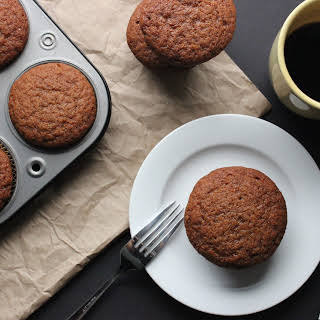 Gingerbread Muffins.