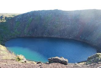 Photo: 17.09.13 - Kerið - volcanic crater lake