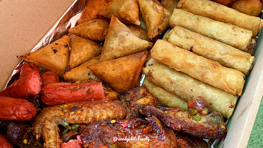 Sandy S Kitchen Enterprise Pickup And Delivery Restaurant In Abuja