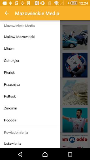 Mazowieckie Media  screenshots 2