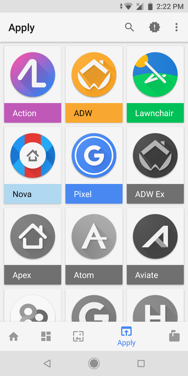 Pixel Icons Screenshot 5