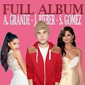 Justin Bieber - Ariana Grande - Selena Gomez APK