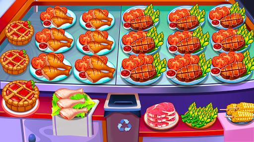 USA Cooking Games Star Chef Restaurant Food Craze modavailable screenshots 4