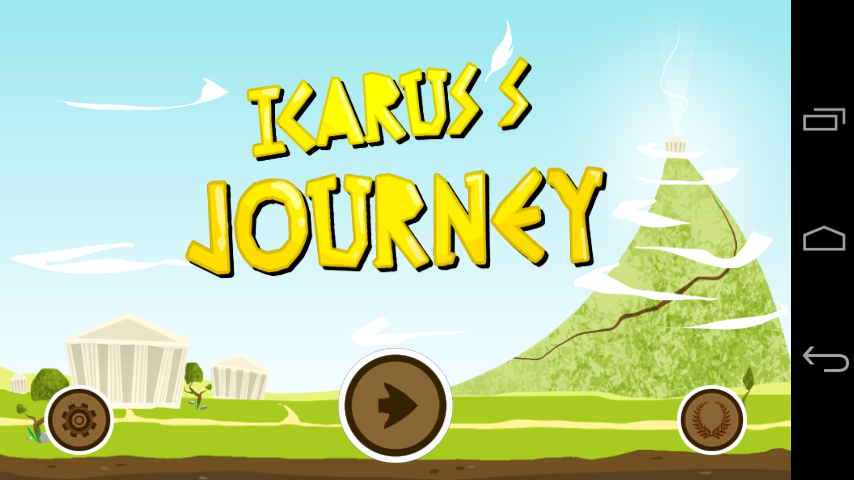 Icarus's Journey- screenshot