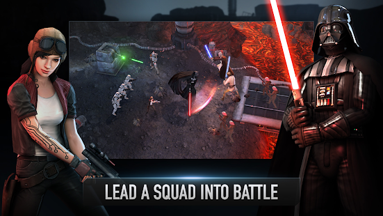 Star Wars: Force Arena screenshot 4