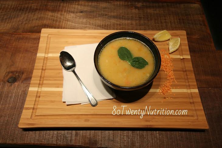 Best Ever Lemony Lentil Soup Recipe