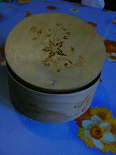 Foto: scatola il balsa da cm 20