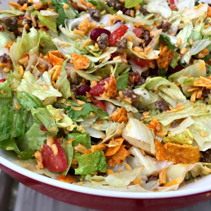 Aunt Sue'S Taco Salad Recipe