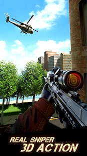 Aim 2 Kill: Sniper Klan Spiel Shooter 3D Screenshot