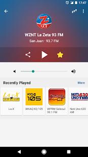 Radio FM Puerto Rico - náhled