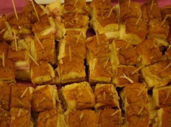 King's Hawaiian Roll Sandwiches Recipe