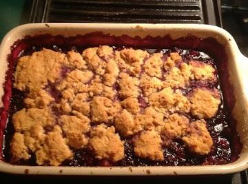 Berry Berry Crisp Recipe