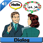 Dialog Deutsch Arabisch icon