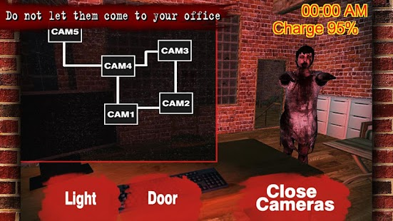 Five Nights Z: Zombie Horror screenshot